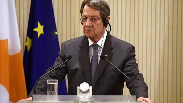 Ν. Αναστασιάδης: Δεν τίθεται θέμα να δεχτώ προαπαιτούμενα για να πάω σε συνομιλίες