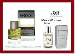 Парфюм с феромони FM 98f - MEXX - Mexx Woman