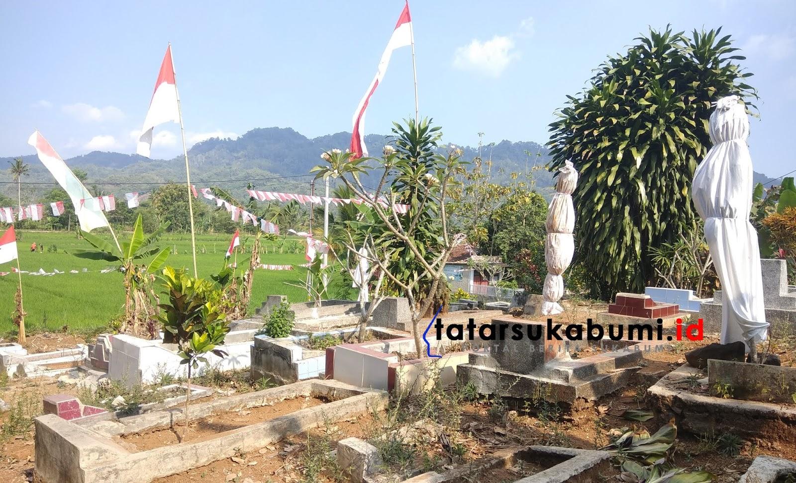 Penampakan 6 Pocong di Dulang Nagkub Sukabumi Lokasi Unik Berswafoto