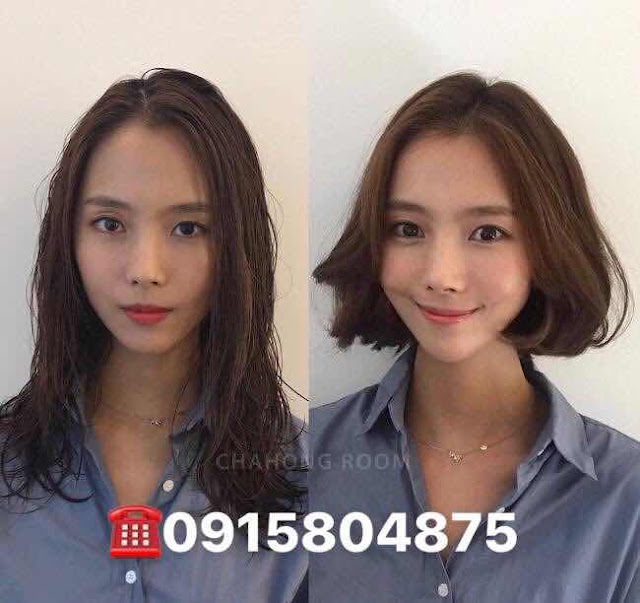 Tóc đẹp dù dài hay ngắn đều là vũ khí bá đạo nhất của con gái