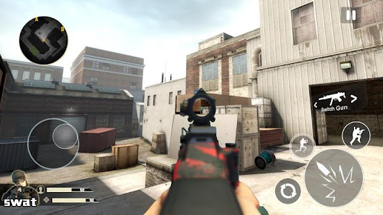 Counter Terror Sniper Shoot Screenshot