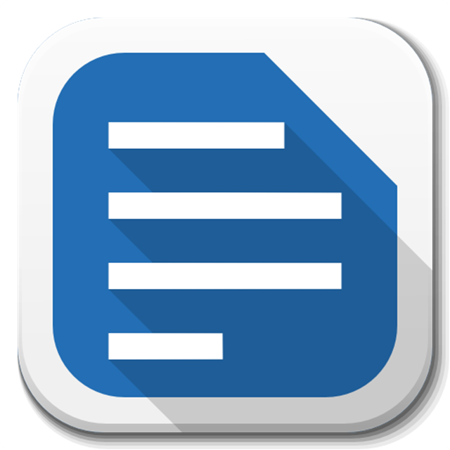 Libreoffice-Writer-B-icon