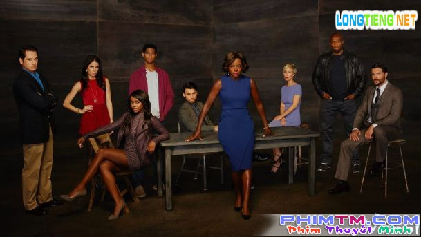 Xem Phim Lách Luật Phần 3 - How To Get Away With Murder Season 3 - phimtm.com - Ảnh 1