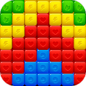 Toy Bomb: Blast & Match Toy Cubes Puzzle Game icon