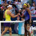 Sam Stosur & Serena Williams