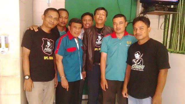 FORSA kab Bekasi dukung Partai Idaman