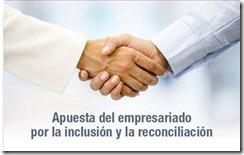 empresarios apuestan inclusion y reconciliacion
