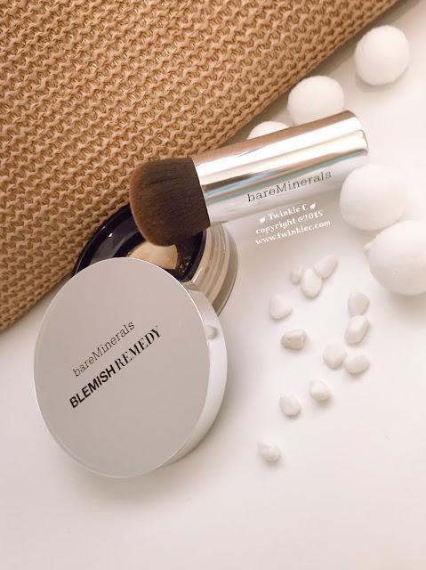 [Makeup] bareMinerals- 1Take抗炎 -BLEMISH REMEDY Foundation