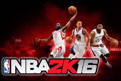 Download NBA 2K16 v0.0.29 (full APK+OBB)