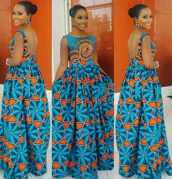 Latest Nigerian Chitenge Outfits 2020 ⋆ Fashiong4