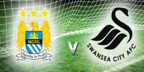 Manchester City vs Swansea Match Highlight