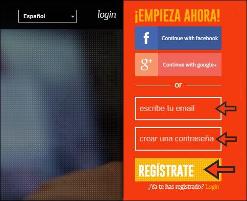 Abrir mi cuenta Emaze - 816