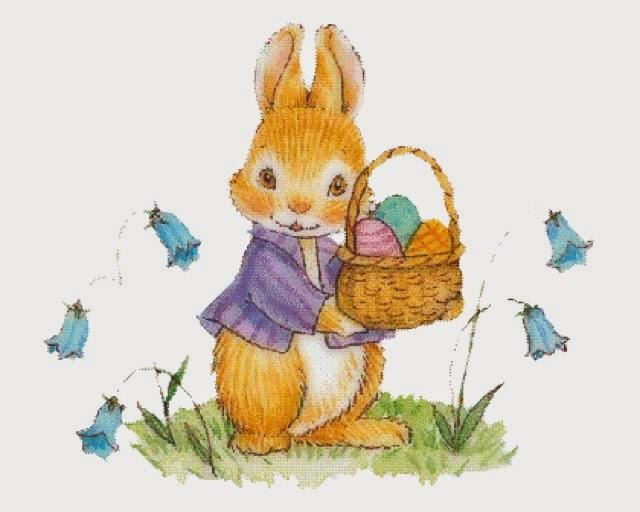 Carola315 por qu el conejo de pascua for El conejo de pascua