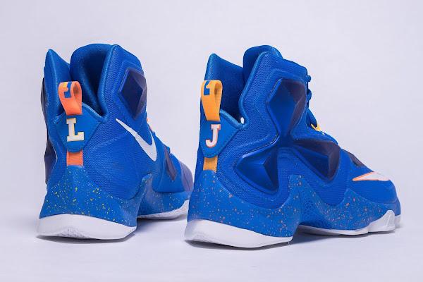 Available Now Nike LeBron XIII Balance