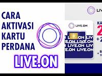 PAKET DATA INTERNET MURAH XL TERBARU 2020 LIVE.ON dan CARA DAFTAR