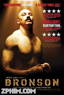 Bước Đường Cùng - Bronson (2008) Poster