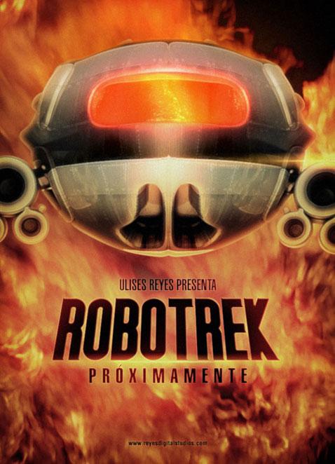REYES Digital Studios    Robotrek