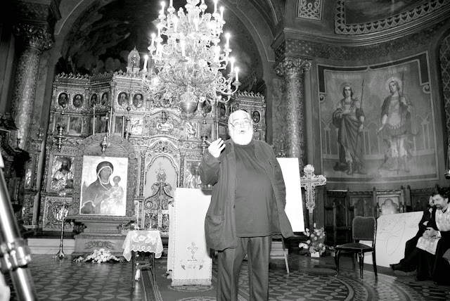 Sorin Dumitrescu la Sf. Silvestru despre Inviere 000 (7)