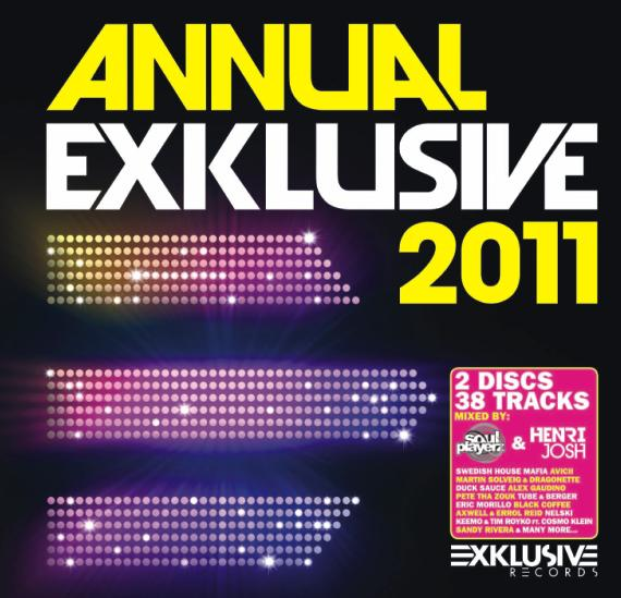 anual exclusive 2011 Annual
