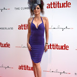 WWW.ENTSIMAGES.COM -  Louise Cliffe   at  Attitude Magazine's World's Sexiest Men 2013 - summer party Takes place in The Carbon bar. The Cumberland Hotel,  London July 18th 2013                                                   Photo Mobis Photos/OIC 0203 174 1069