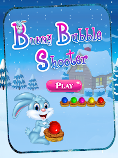 Game Bubble Shooter : Easter Bunny pop APK for Windows Phone