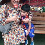 Granparents Day Celebration(2017-18) at Witty World, Bangur Nagar