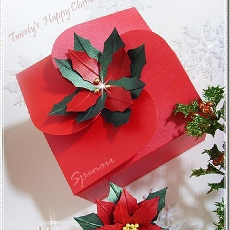 Cajas para regalos de Navidad