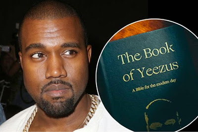 Kanye West Replaces God in New Bible
