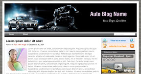 Free Wordpress Theme - CarLust
