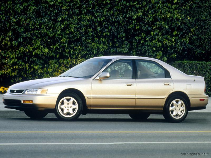 1994 honda accord sedan specifications pictures prices rh cars specs com Used 1994 Honda Accord DX 1994 honda accord dx owner's manual