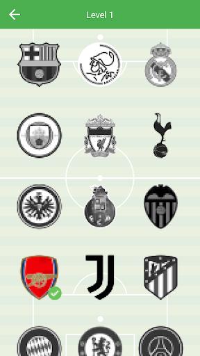 Soccer Club Logo Quiz: more than 1000 teams screenshots 4