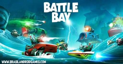 Battle Bay APK OBB Data