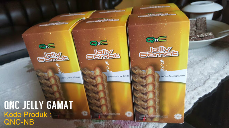 Harga dan Cara Order QnC Jelly Gamat Via SMS