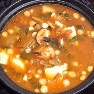 Soon Tofu Soup.