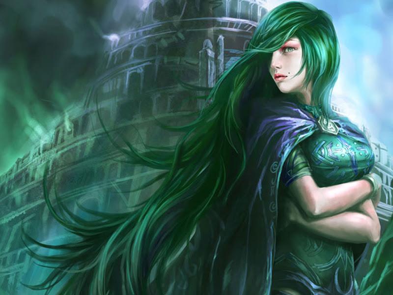 Magic Of Little Charmer, Fantasy Girls 1