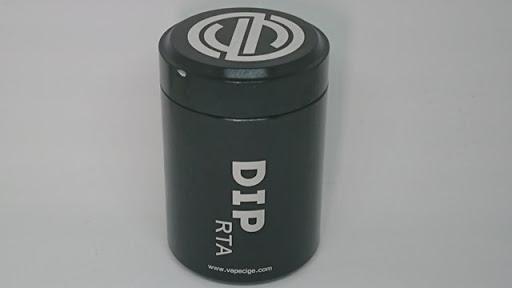 DSC 1637 thumb%25255B3%25255D - 【RTA】「VAPE CIGE DIP RTA」シングルビルドデッキつきのクラウドチェイス&フレイバーチェイス両対応アトマ!【電子タバコ/VAPE】