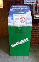Pharmaceutical Drop Box