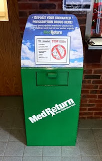 Pharmaceutical Drop Box