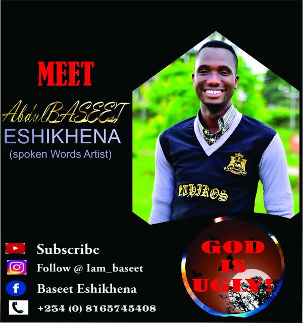 God is Ugly-AbdulBaseet Eshikhena