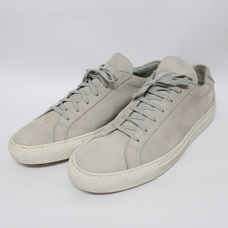 Common Projects Nubuck Sneakers