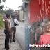 Polisi Buru Pelaku Teror Pelempar Batu ke Mobil Wartawan Pos Kota di Sukabumi