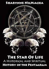 Cover of Sharynne NicMacha's Book The Star Of Life A Historical and Spiritual History of the Pentagram