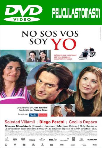 No Sos Vos, Soy Yo (2004) DVDRip