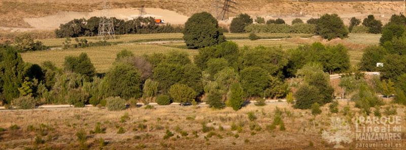 parque lineal del manzanares tramo 2 - VillaVerde