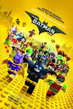 Batman: La LEGO película - The LEGO Batman Movie (2017)