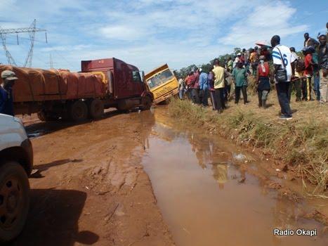 Lubumbashi: des véhicules de gros tonnage interdits d'utiliser la voirie urbaine