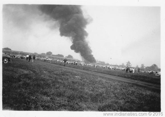 1941 Speedway Garage Fire