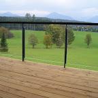 Terrassen von Holzbau Stiegler in Haus