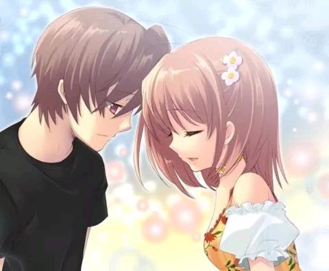 Couple cartoon image