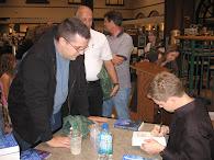 Brian Moreland Writer Signing 02